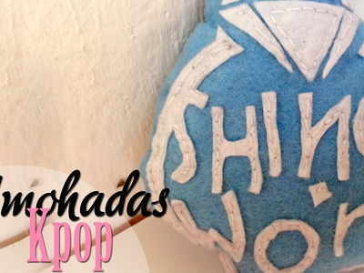 DIY: Almohada Shinee -kpop- Shinee Pillow ~
