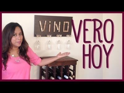 DIY con Corchos de Vino