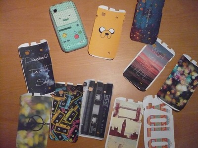 DIY Phone case. Carcasa para el movil MayDIY