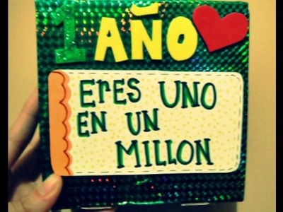 ERES UNO EN UN MILLON-REGALO.IDEA♥