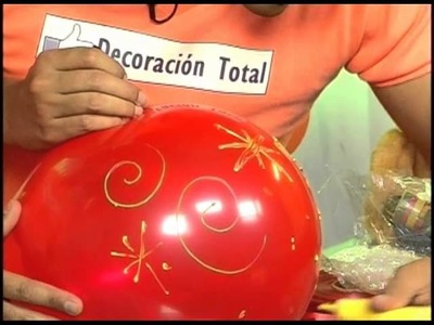 Globos para regalar - P 26 -  parte 2.3 - Decoración Total