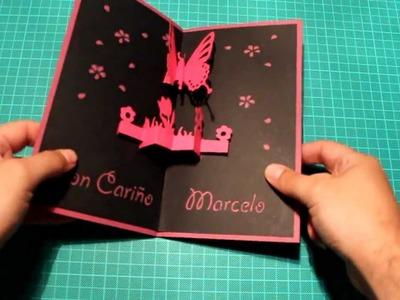 MarceLOCOsas Tarjeta de Cumpleaños