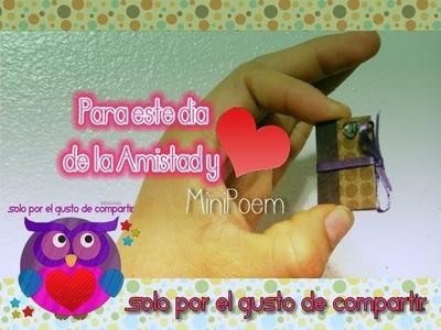 MiniPoema de Bolsillo (Valentine's Day)