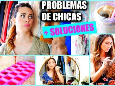 PROBLEMAS DE CHICAS & SOLUCIONES | Tips para cada Día | Lizy P