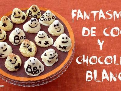 Recetas para Halloween y el Día de los Muertos, Dulces para Halloween,