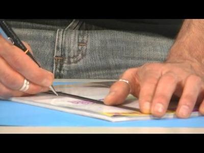 Reciclado: cómo transformar revistas viejas en un set de escritorio