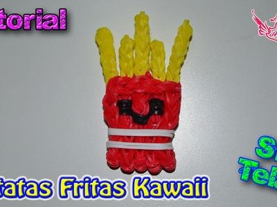♥ Tutorial: Patatas fritas Kawaii (sin telar) ♥