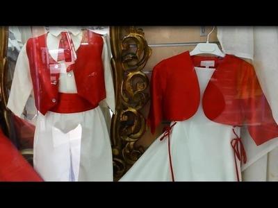Vestidos de ensueño para niñas y niños. mis creaciones.