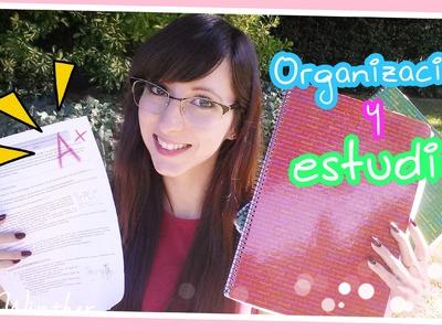 Vuelta a clase 2014: Organización + Tips de estudio ♡ . Sally Winther