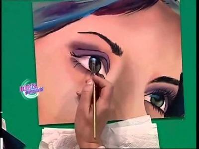 Acrílico Decorativo Premium sobre Bastidor - Liliana Ziliotto en Bienvenidas Tv