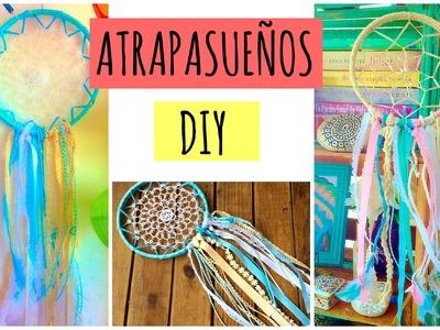 Aprende a Hacer Atrapasueños! ♡ DIY