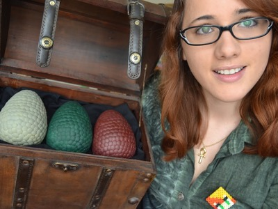 ♥¡Nia´s Crafting!♥ - Huevos de Dragon Juego de Tronos