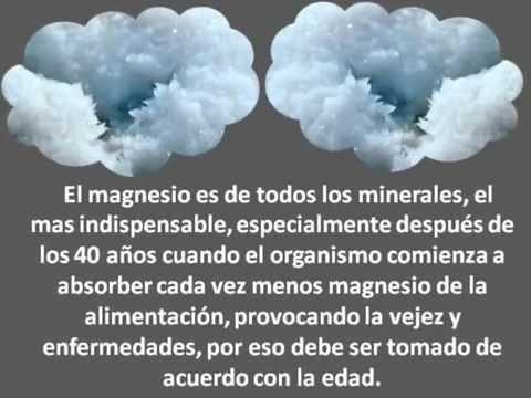 CLORURO DE MAGNESIO - PROPIEDADES