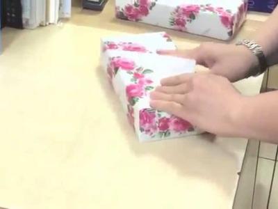 Como envolver regalos de forma facil y rapida esta navidad