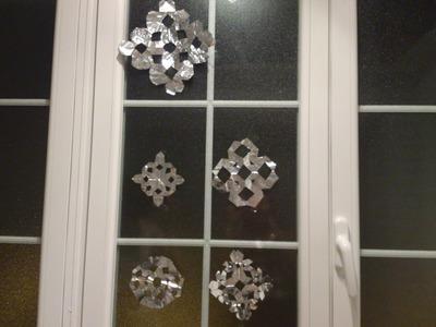 Cómo hacer copos de nieve con papel | facilisimo.com