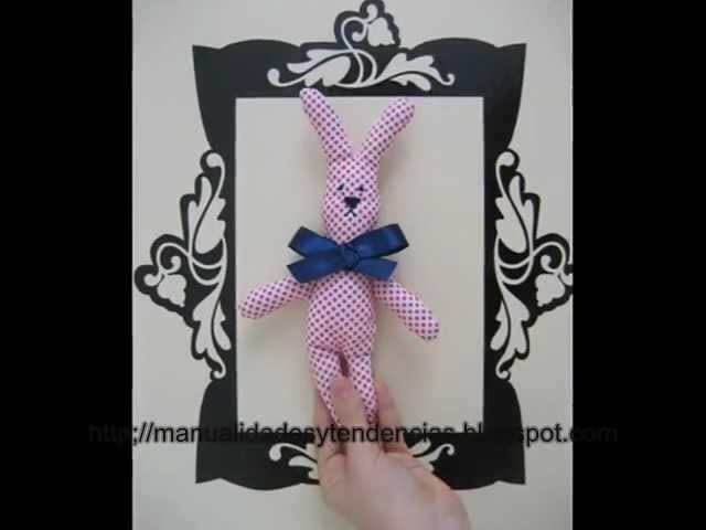 Cómo hacer un muñeco de trapo. How to make a rag doll