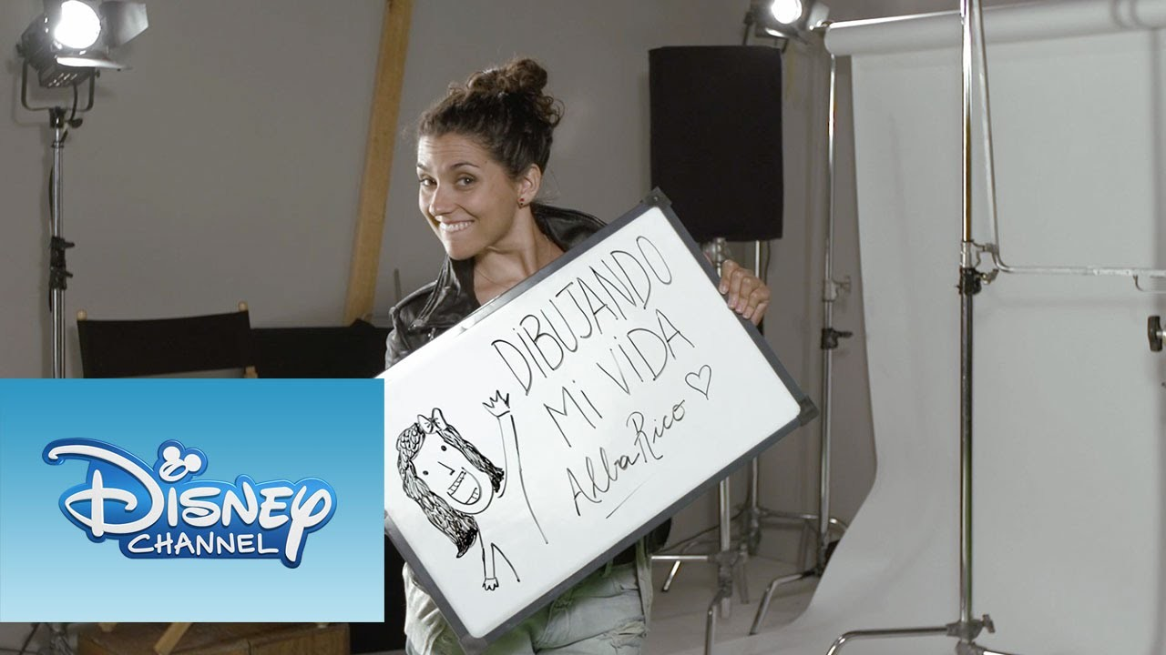 Dibujando mi vida: Alba Rico (Draw my life)