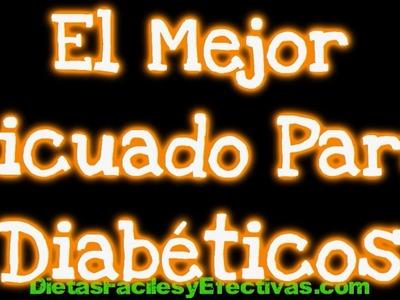 El Mejor Licuado Para Diabéticos - Saludable Delicioso Quemagrasa y Facil De Hacer [HD]