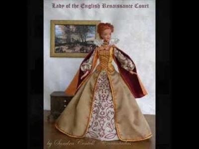 ENCANTADAS Vestidos para muñecas - Historia