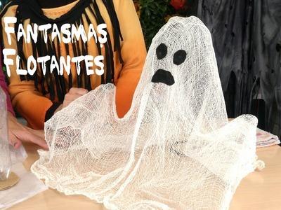 Fantasmas Flotantes de Halloween
