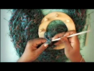 Filati Estambres aprende a tejer con Telar Aro