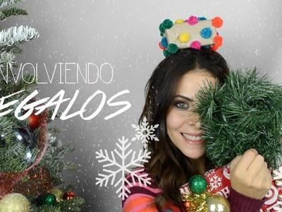 MISS CUCU: ideas para envolver regalos NAVIDAD