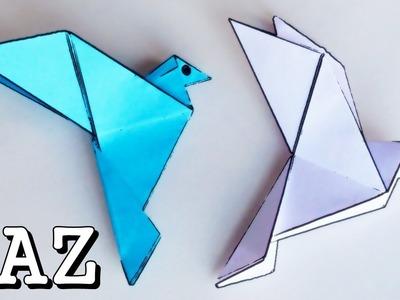 Paloma de la Paz - Origami