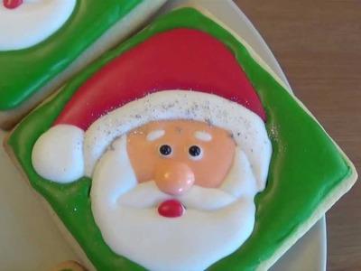 ¿Quieres hacer unas galletas de Santa Claus esta navidad?