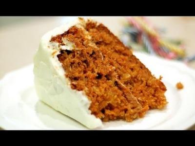 Receta Pastel de Zanahoria Delicioso!!!!! - Madelin's Cakes