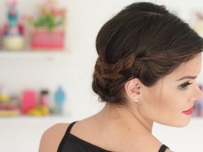 Tutorial: Peinado para una cena elegante - Elu González