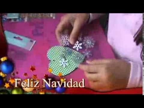Adornos para el arbol navideño ( Por fín Navidad 2 )
