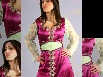 El Caftan Marroqui- el vestido tradicional de las mujeres en Marruecos