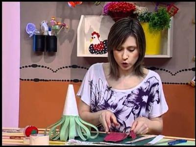 Rincón de Arte  -- Arbolito de Navidad
