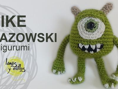 Tutorial Mike Wazowski Amigurumi