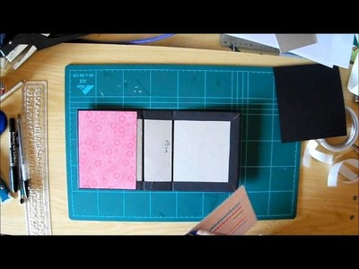 Tutorial Mini álbum de scrap