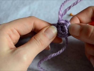 Amigurumi: Anillo Mágico. Magic Ring