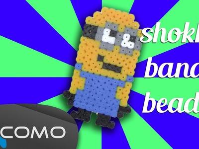 Crea un minion con Hama Beads!