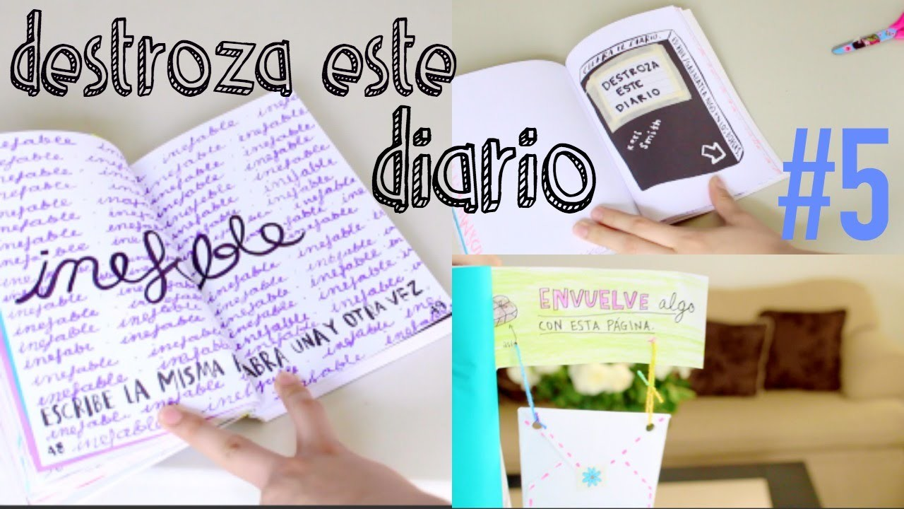 Destroza este diario #5 - More Bright Bren