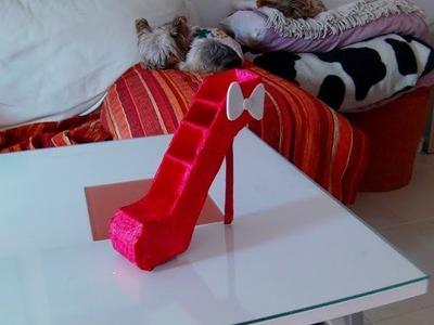 Nuevo organizador de zapatos manualidades con cart