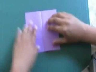 Rectángulo - Origami