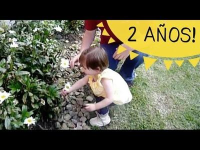 Actividades Bebé 18 a 24 meses (de 1 año y medio a 2 años) - Estimulación Temprana