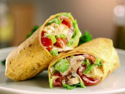 Almuerzo Saludable en 10 minutos