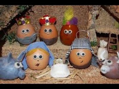 Aprendé manualidades con cáscara de huevos fáciles