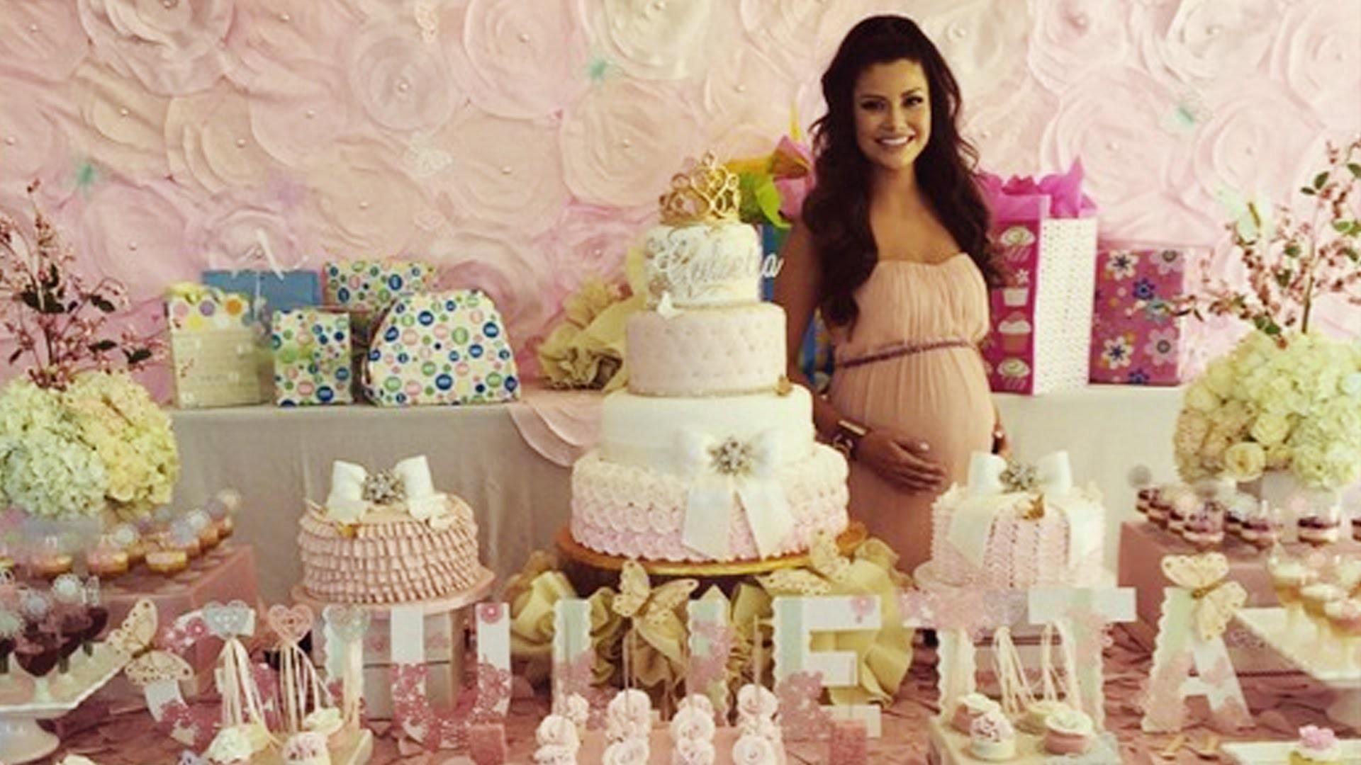 ¡Qué ternura! Mira todo lo que pasó en el Baby Shower de Ana Patricia