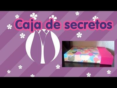 Caja de los secretos