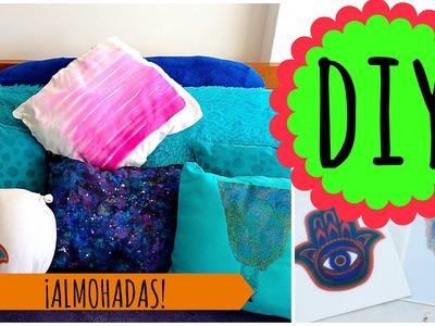 DIY de almohadas ❤️