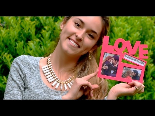 Ideas para regalar! - Portaretratos de Amor ♥ | Kika Nieto