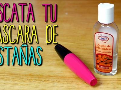 Mini Tip # 26 Rescata Mascara de Pestañas Seca - Con Aceite de Almendras