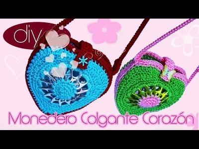 #Monedero de #anillas para #SanValentin #14deFebrero