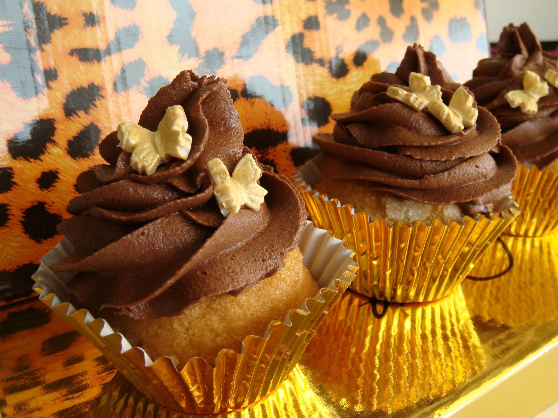 BUTTERCREAM DE CHOCOLATE PERFECTO # 283 #